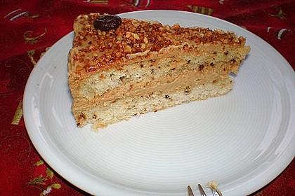 Karamell - Kaffee - Torte 5
