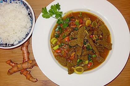 Nüa Pad Kamin - Rindfleisch mit frischer Kurkuma 6