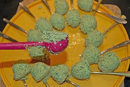 Falafel aus Kichererbsenmehl 9