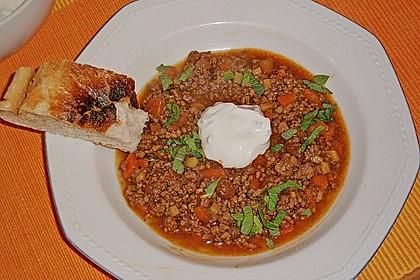 Lammhack - Curry