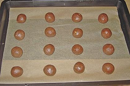 Erdnussbutter - Schokoladenkekse 16