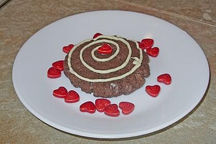 Erdnussbutter - Schokoladenkekse 13