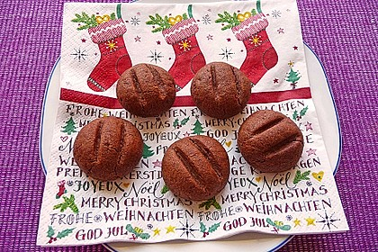 Erdnussbutter - Schokoladenkekse 3