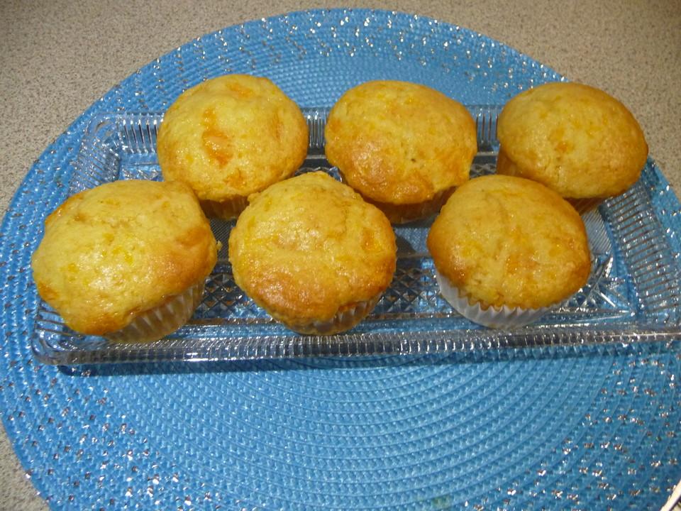 Mandarinen Muffins Von Die Krumel Chefkoch De