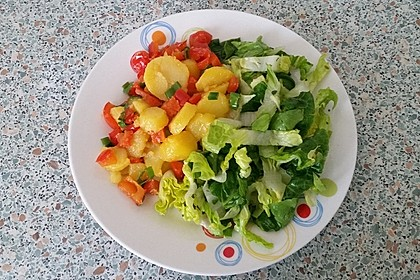 Bratkartoffeln mit Paprika 8