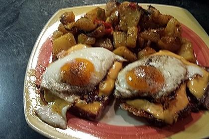 Bratkartoffeln mit Paprika 10
