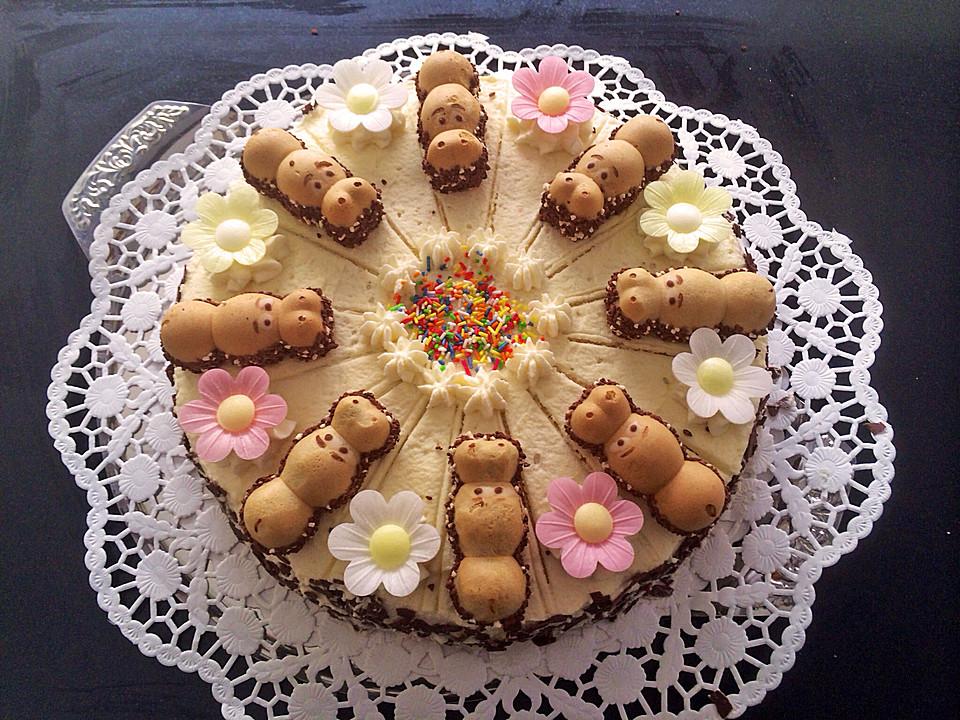 Nilpferd Torte Von Backenmitherz Chefkoch De
