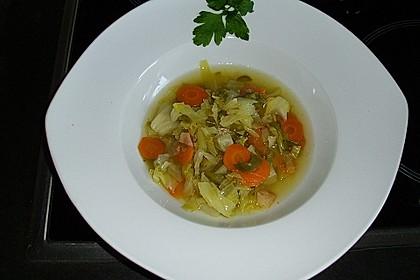 Magische Jaromakohl Suppe (Bild)