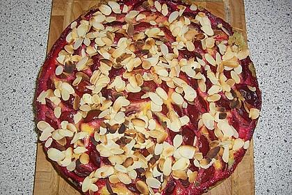 Pflaumen - Milchmädchen - Kuchen 2