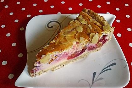 Pflaumen - Milchmädchen - Kuchen