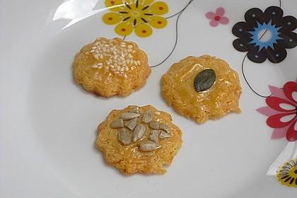 Käse - Mürbchen 3