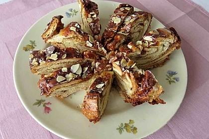 Nusszopf (Rezept von einem Bäckermeister) 5
