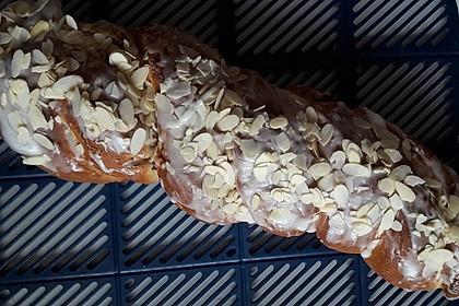 Nusszopf (Rezept von einem Bäckermeister) 24