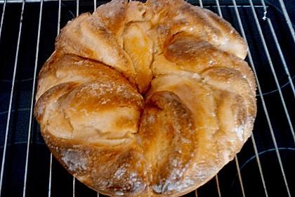 Nusszopf (Rezept von einem Bäckermeister) 28