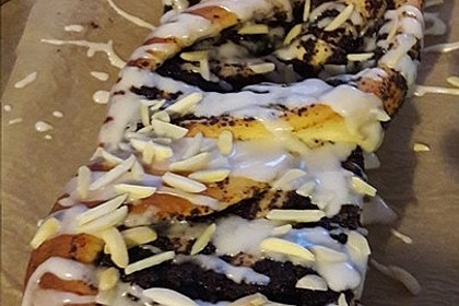 Nusszopf (Rezept von einem Bäckermeister) 38