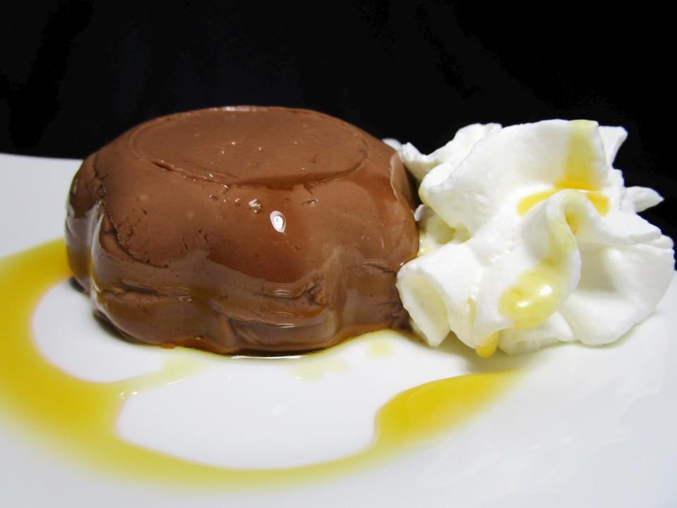 Sahne Schoko Pudding Von Sternchen2502 Chefkochde