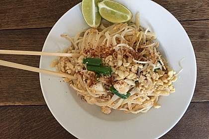 Thailändisches Pad Thai 7