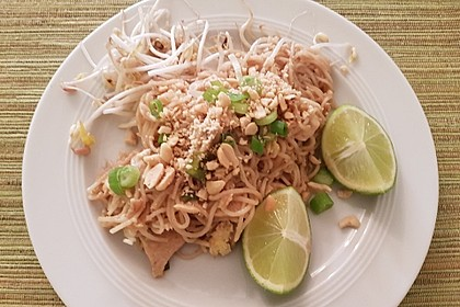 Thailändisches Pad Thai 13