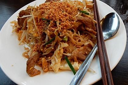 Thailändisches Pad Thai 4