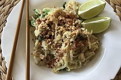 Thailändisches Pad Thai 14