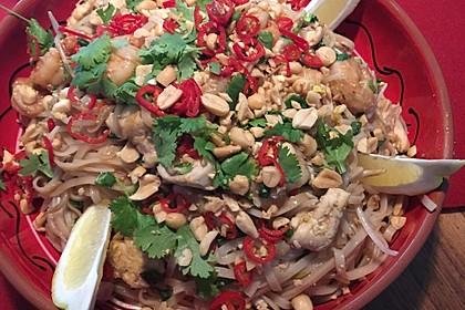 Thailändisches Pad Thai 10