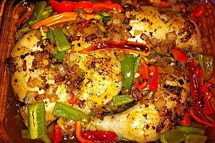 Jerk Chicken-ein jamaikanisches Rezept 11
