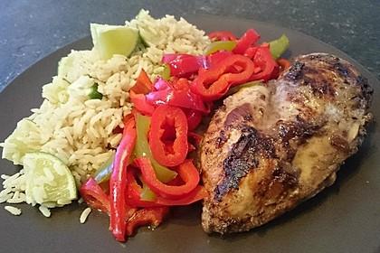 Jerk Chicken-ein jamaikanisches Rezept 6