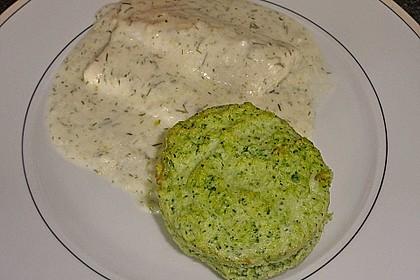 Brokkoli - Soufflé
