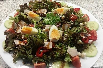 Eier - Käse - Salat 3