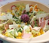 Eier - Käse - Salat (Bild)