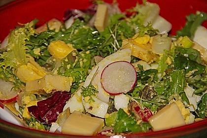 Eier - Käse - Salat 1