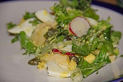 Eier - Käse - Salat 2