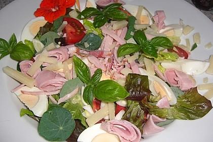 Eier - Käse - Salat 6