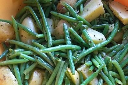 Libanesischer Kartoffelsalat würzig - pikant 13
