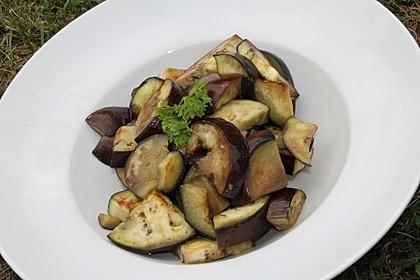 Auberginen Stir Fry 14