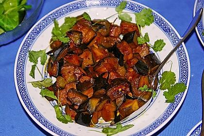 Auberginen Stir Fry 1