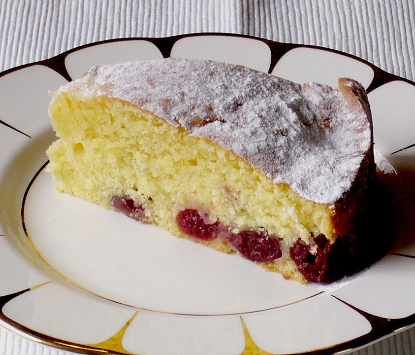 Joghurt Beeren Kuchen