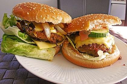 Hamburger Dressing