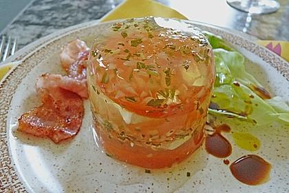 Mozzarella Sülzchen 1