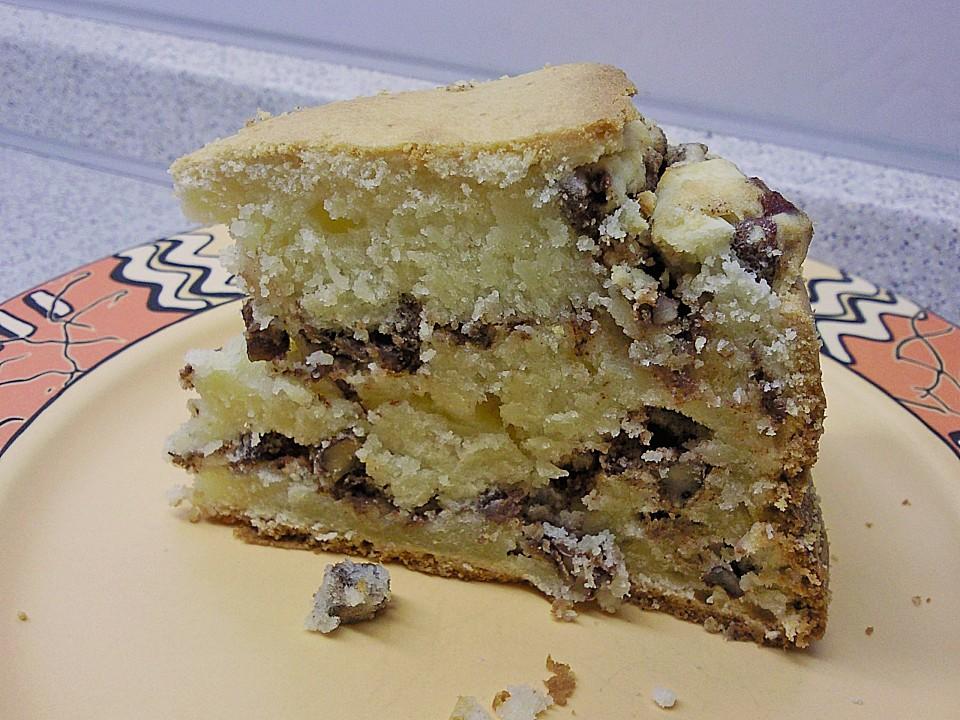 Saftiger Saure Sahne Kuchen Mit Pekannussen Von No Reservations