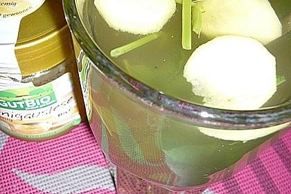 Frischer Minz - Ingwer - Tee (Bild)