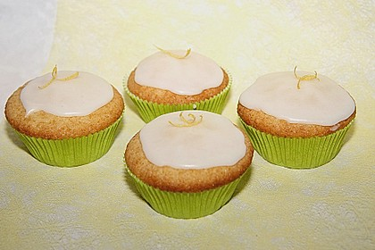 Limoncellomuffins (Bild)