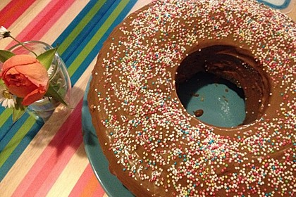 Heller saure Sahne - Kuchen 6