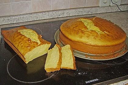 Heller saure Sahne - Kuchen 13