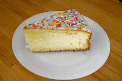 Heller saure Sahne - Kuchen 21