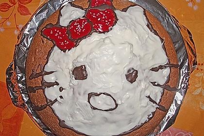 Heller saure Sahne - Kuchen 19
