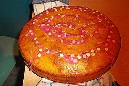 Heller saure Sahne - Kuchen 20