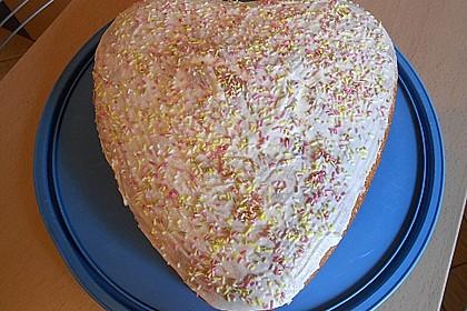 Heller saure Sahne - Kuchen 14