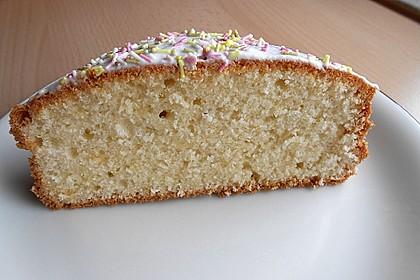 Heller saure Sahne - Kuchen 10