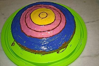 Heller saure Sahne - Kuchen 12